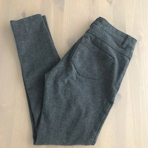 Forever 21 Gray Stretchy Pants
